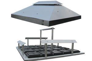 Dachfilter